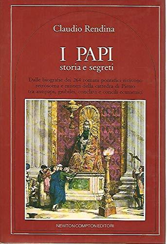 9788879836944: I papi. Storia e segreti