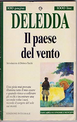 Il paese del vento (Tascabili economici Newton): Grazia Deledda