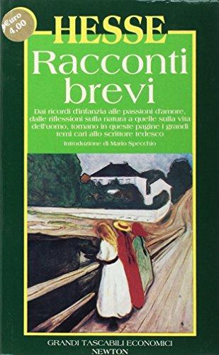 Racconti brevi. (Paperback): Hesse, Hermann