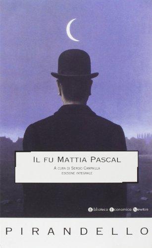 9788879839891: Il Fu Mattia Pascal: A Cura Di Italo Borzi E Maria Argenziano