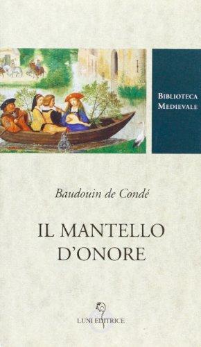 Il mantello d'onore.: Baudouin de Cond�.