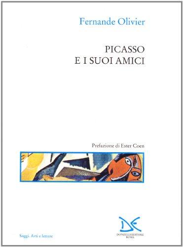 9788879890335: Picasso e i suoi amici (Saggi. Arti e lettere)