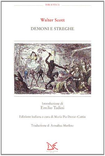 9788879891035: Demoni e streghe (Biblioteca)