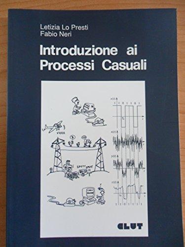9788879920780: Introduzione ai processi casuali