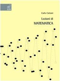 9788879998802: Lezioni di matematica