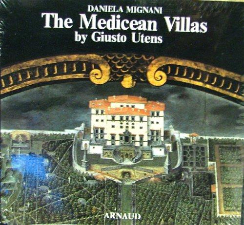 9788880150008: The Medicean Villas by Giusto Utens