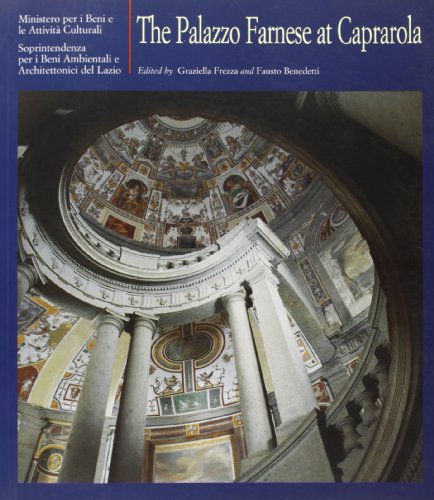 9788880164487: Palazzo Farnese at Caprarola. Ediz. inglese