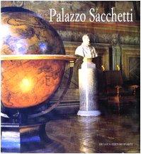 9788880165163: Palazzo Sacchetti