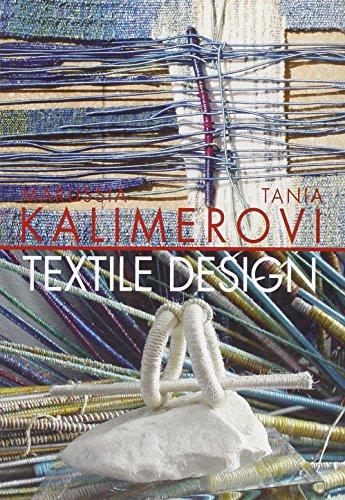 9788880169734: Marussia e Tania Kalimerovi. Textile Design. Catalogo della mostra (Roma, 10 marzo-18 aprile 2010)