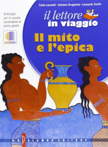 9788880208594: Il lettore in viaggio. Per la Scuola media. Con DVD-ROM. Con espansione online: 1