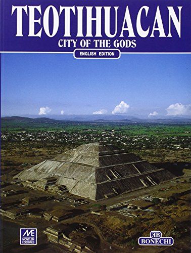Teotihuacan: City of the Gods: Jorge Angulo