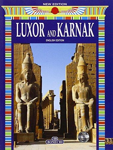 9788880295334: Luxor e Karnak. Ediz. inglese (Monografie 18 x 24)