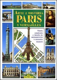 Art & History of Paris (Spanish Language: Collectif
