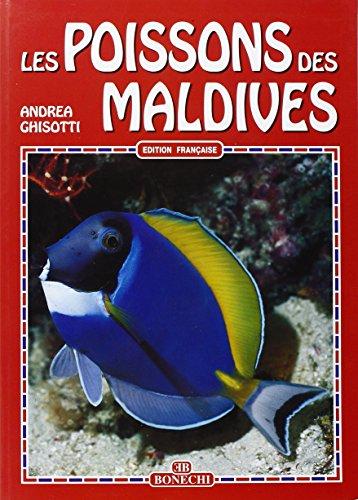 9788880296584: Pesci delle Maldive. Ediz. francese