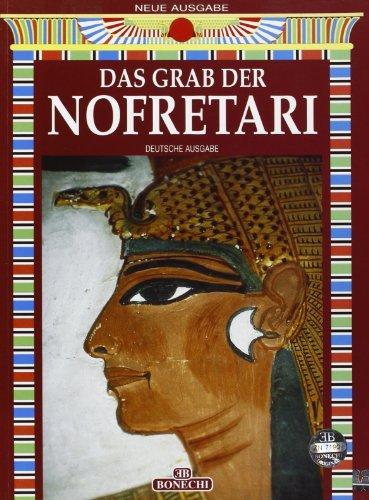 9788880297529: La tomba di Nefertari. Ediz. tedesca (Monografie 18 x 24)