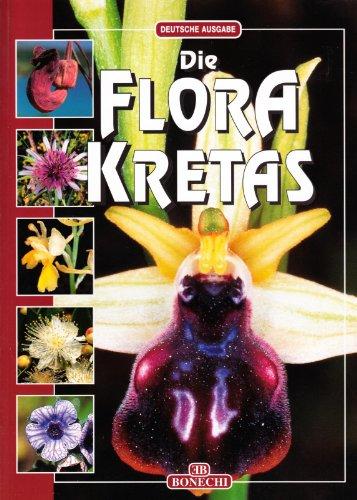 9788880299721: I fiori di Creta. Ediz, tedesca (Il fantastico mondo della natura)