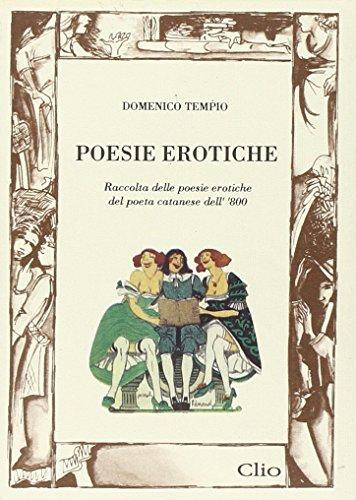 Poesie erotiche: Tempio, Domenico