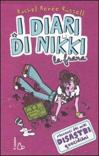 9788880335535: La frana. I diari di Nikki