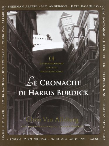 9788880336433: Le cronache di Harris Burdick