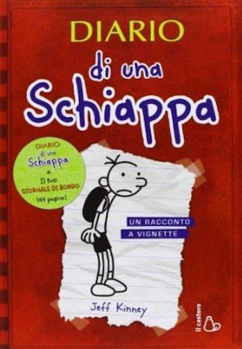 9788880337683: Diario di una schiappa-Giornale di bordo ; Italian edition of 'Diary of a Wimpy Kid, Book 1 '