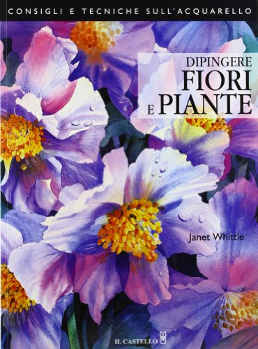 Dipingere fiori e piante (8880392980) by Janet Whittle