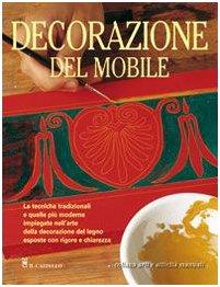 9788880396802: Decorazione del mobile. Ediz. illustrata