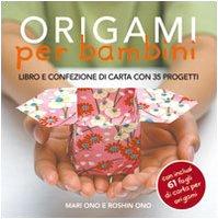 9788880399490: Origami per bambini