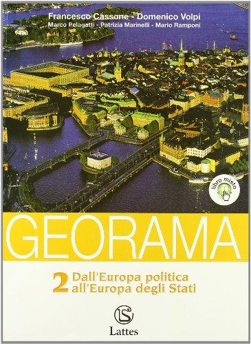9788880423614: Georama. Con espansione online. Per la Scuola media: 2