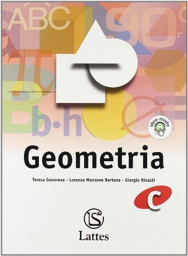 9788880423874: Corso di matematica. Geometria C. Per la Scuola media