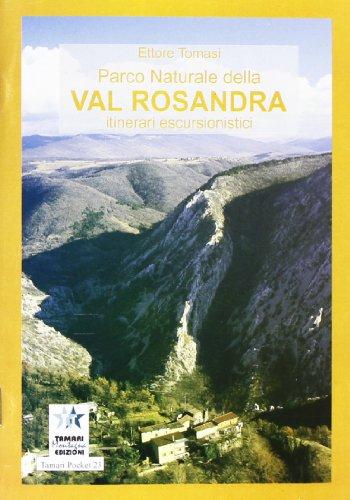 9788880430506: Parco naturale della val Rosandra. Itinerari escursionistici (Tamari pocket)