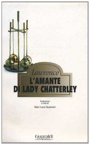 9788880490456: L'amante di Lady Chatterley