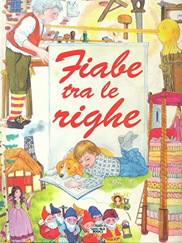 Fiabe tra le Righe: written and illustrated