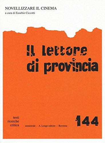 Il lettore di provincia: 144