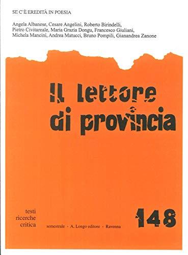 Il lettore di provincia 148