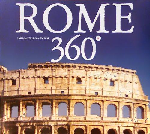 9788880683131: Rome 360°