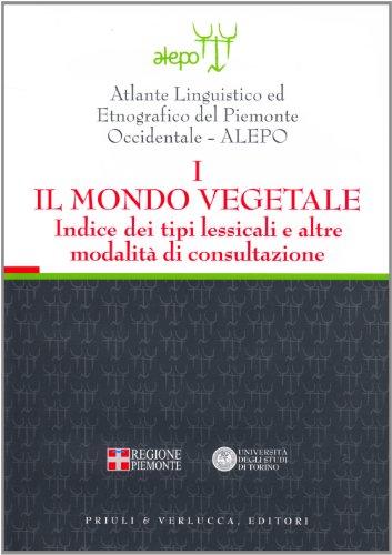9788880684206: Atlante linguistico ed etnografico del Piemonte occidentale. (A.L.E.P.O.). Con CD-ROM. Consultazione interattiva