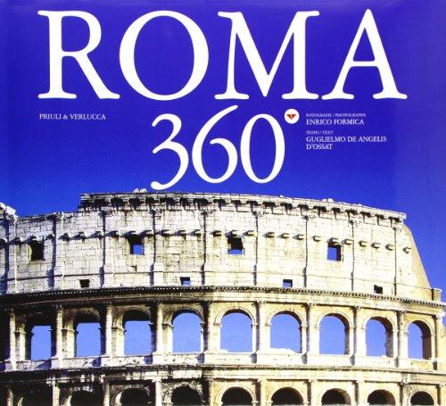 9788880686040: Roma 360°. Ediz. italiana e inglese