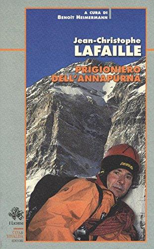 PRIGIONIERO DELL ANNAPURNA: LAFAILLE J. C.
