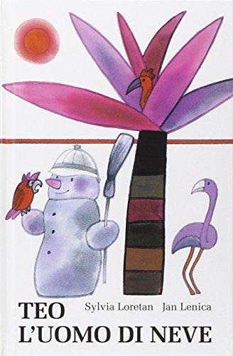 Teo l'uomo di neve: Sylvia Loretan; Jan