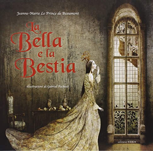 9788880722229: La Bella e la Bestia (Collana di perle)