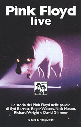 Pink Floyd live - Philip Avon