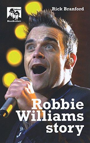 9788880740704: Robbie Williams story