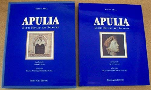 9788880822783: Apulia (Sights History Art Folklore)