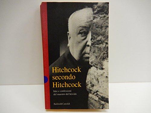 9788880891888: Hitchcock secondo Hitchcock