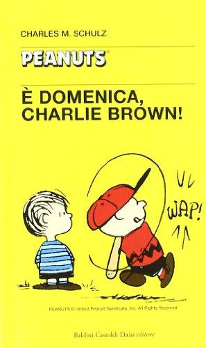 9788880892021: È domenica, Charlie Brown!