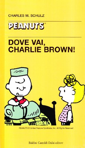 Dove vai, Charlie Brown!