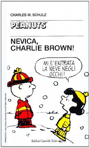 9788880896289: Nevica, Charlie Brown!!