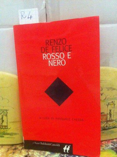 9788880896753: Rosso e nero (I Nani)