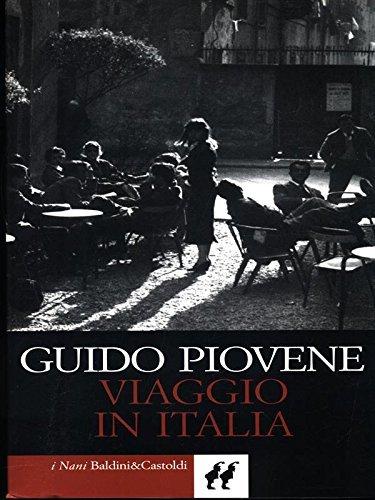 9788880896845: Viaggio in Italia
