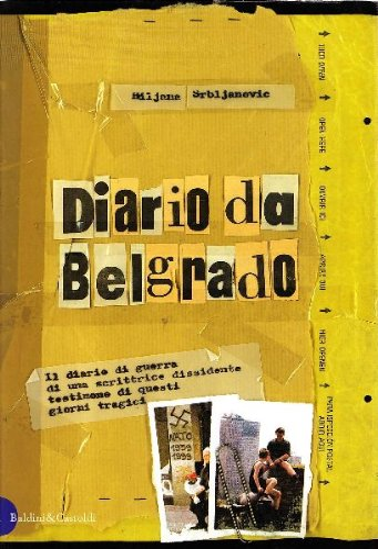 9788880897910: Diario da Belgrado